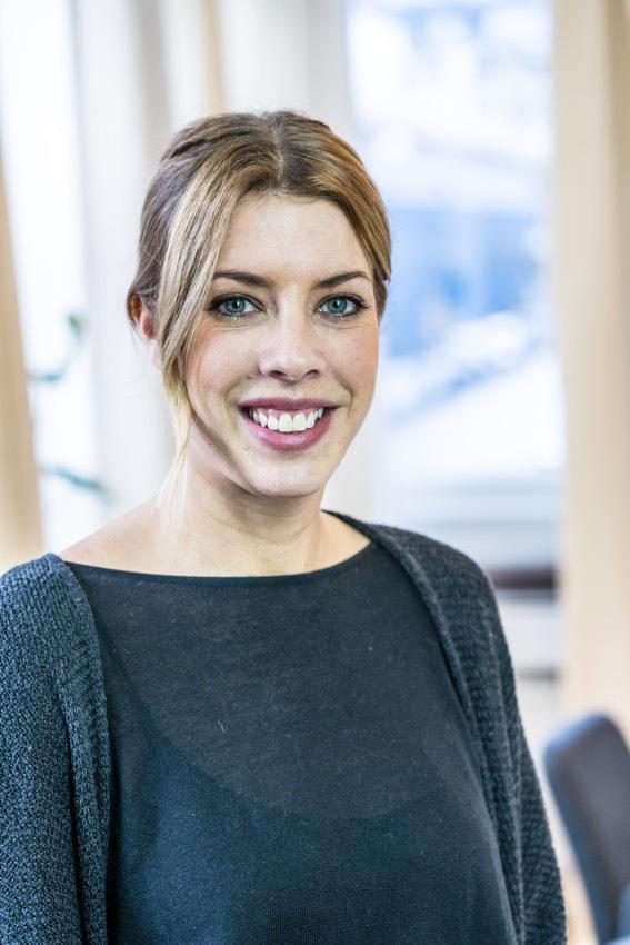 Bild på Linn Almlöf