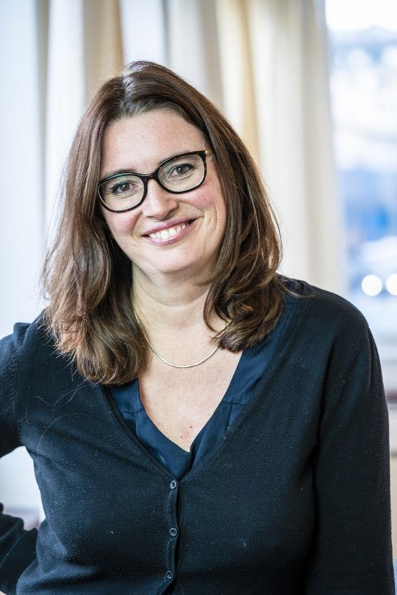Bild på Marie Söderström