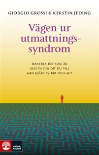 Omslagsbild till boken Vägen ur utmattningssyndrom